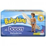 12 Couches de bains Dodot Maillot de bain taille 44