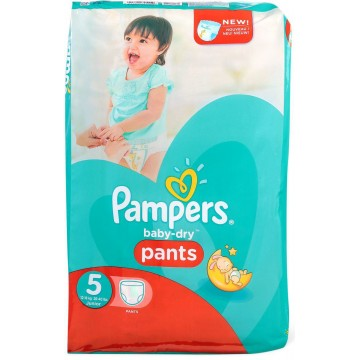 128 Couches Pampers Pampers Baby Dry Taille 5 à Petit Prix Sur Layota