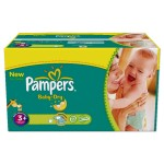 Mega Pack de 476 Couches Pampers de Baby Dry sur layota