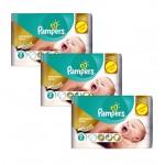 Giga Pack 190 Couches New Baby Premium Care