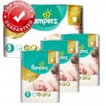 Giga Pack 180 Couches Pampers Premium Care Prima Taille 5 Junior (11-25 kg)
