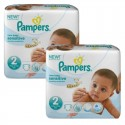 Giga Pack 120 couches Pampers New Baby Sensitive