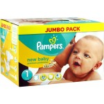 Pack 280 Couches Pampers New Baby sur layota